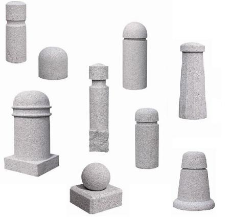 Dissuasori in pietra naturale per l 39 arredo urbano for Arredo urbano dissuasori